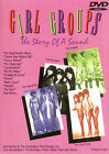 Girl Groups The Story of A Sound DVD 25 Tracks Brand New & Factory Sealed