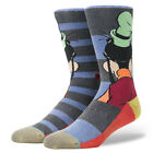 STANCE NEW Mens Blue Disney Socks Goofy BNWT