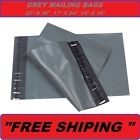 """GREY POSTAL POSTAGE STRONG MAILING POLY BAGS 22""""X 30"""",17""""X 24"""",14""""X 19"""" MAIL"""