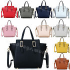 New Designer Faux Leather Bag Celebrity Small Shoulder Satchel Tote Handbag Bag