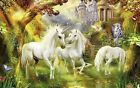 UNICORN POSTER - DIFFERENT SIZES - FREE UK POSTAGE - (1) HORSE