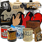 Pop Culture Gift Range - Mug,Cufflinks,Oven Glove,Key-ring,Coaster,Lighter