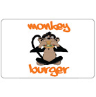 Kyпить Monkey Burger Gift Card - $25 $50 or $100 - Email delivery на еВаy.соm