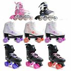 NEW KINGDOM GB INLINE AND QUAD UNISEX ROLLERSKATES BOOTS ABEC 7 RRP £90