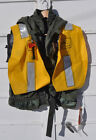 Canadian Helicopter & Transport Aircraft Survival Vest,Cover & Life Presever L