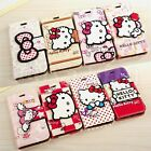 "HelloKitty Leather Wallet Case Cover For Apple iPhone 6 4.7"" iPhone 6 Plus 5.5"""