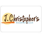 J. Christopher's Gift Card - $25, $50 or $100  Email delivery