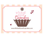 Wicked Good Cupcakes - $25, $50 or $100 - Fast Email delivery