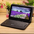"iRULU 9"" Inch A33 Android 4.4 8GB Tablet PC Ultra-thin Dual Cameras BT+ Keyboard"