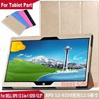 """PU Leather Folio Case Cover Stand for DELL XPS 12 2-in-1 9250 12.5"""" Tablet"""
