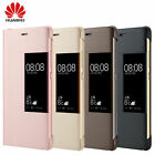 Genuine Official P9 Smart Flip Window PU Case Cover for Huawei P9 phone