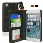 Case Cover For iPhone 6 / 6s Leather Vintage Wallet Book Style Khomo