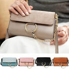 Genuine Leather Small Mini Shoulder Bag Chain Purse Handbag Cute Bag Satchel