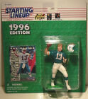 STARTING LINEUP  DAN MARINO of the MIAMI DOLPHINS  VARIOUS YEARS  NEW