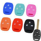 3 Button Reomte Key Cover Fit For Honda Civic Accord Crv Pilot Case Fob Shell