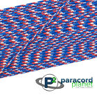 American Pride- US Military 550 Paracord Parachute Cord True Mil Spec Type III