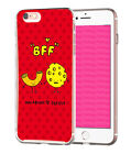 Genuine BUBBLEGUM BEST FRIENDS Cover Cute Funny Cartoon iPhone Case for Girls