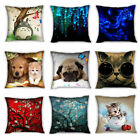 Patterns Cushion Cover Home Decor Polyester Blended Bed Sofa Throw Pillow Case