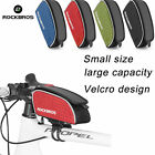 ROCKBROS Top Tube Bag Road Bike Frame Bags Portable Bicycle Bag Anti-Dust Lining