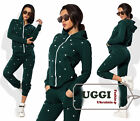 Beautiful Stylish Woman Pants Suit Two-thread cloth Long sleeve Casual