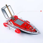 1X Remote Control RC Radio Bait Fish Finder Fishing Nest Lure Boat Ship Gadget5h