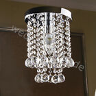 Crystal Porch Light Aisle Balcony Lamp Hall Lanterns Simple Ceiling Light