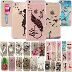 Quality New Ultra Slim Rubber Soft TPU Silicone Back Case Cover For Apple iPhone