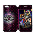 Kingdom Hearts D style coolest phone shell case for Iphone 5s /5c/6/4s WE713