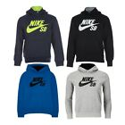 Nike SB boys hoodie in 4 colours. Sweat top. Hooded top. Ages 3-15 Years.