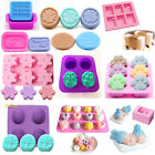 Silicone Ice Cube Candy Chocolate Cake Cookie Cand
