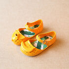 Fashion Baby Girls Summer Cute Banana Jelly Sandals Children Beach Flat Shoes