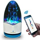 Bluetooth Colourful LED Music Fountain Water Dancing Speaker for Phone Computer