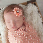 Newborn Baby Photography Props Soft Wrap Swaddling Clothes Wrapping Baby Photos