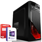 Win 10 Komplett PC System 16 GB GTX 1070 8GB Intel i7 6700K 4x4.2 GHz 1 TB Compu