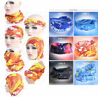 Cycling Protector Bicycle Half Face Mask Ski Headband Veil Outdoor Hiking Scarf