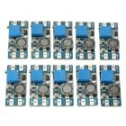 [NEW] 10 Pcs Step Up Power Spply Module 2A 2V-24V DC-DC Booster Power Module