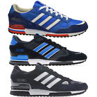 ADIDAS ZX 750 TRAINERS RUNNING SPORT MENS UK SIZES 3 COLOURS BLACK BLUE