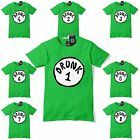 Drunk Thing 1 2 3 Funny Dr Suess St Patricks Day T Shirt Fancy Dress Tshirt 556