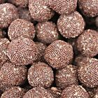 RETRO PICK AND MIX SWEETS - RUM BALLS - ORIGINAL AND BEST TRADITIONAL  SWEETS