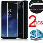 2 Pcs 9H+ Tempered Glass Screen Protector For Samsung Galaxy S3 S4 S5 Mini S6 S7
