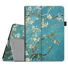 Folio Stand Case Sleep / Wake Cover for Apple iPad Tablet with Stylus Holder