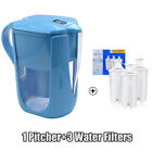 10 Cup Pitcher Bottle Water Filtration Filter Replacements Brita Brand