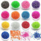 Wholesale 300pcs 2mm/4mm Czech Glass Seed Round Spacer Beads Jewelry Making Diy