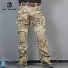 Emerson G3 Combat Pants w/ Knee Pads Airsoft Tactical Trousers MultiCam MilitaryTactical Clothing - 177896