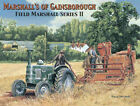 MARSHALLS OF GAINSBOROUGH VINTAGE NOSTALGIC TRACTOR METAL PLAQUE TIN SIGN 316