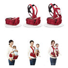 New Design Infant Toddler Ergonomic Baby Carrier with Hipseat Baby Toddler Kids