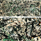 """60Wx23H"""" LUCIFER 1947 by JACKSON POLLOCK DRIP SPLATTER Repro - CHOICES of CANVAS"""