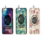 5 Seconds of Summer Pattern Hard Protector Case Cover For iPhone 6 & 7