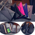 Women Lady PU Leather Clutch Coin Phone Bag Long Purse Wallet Card Holder