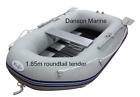 Waveco Roundtail tender with slatted floor -2 sizes available -inflatable dinghy